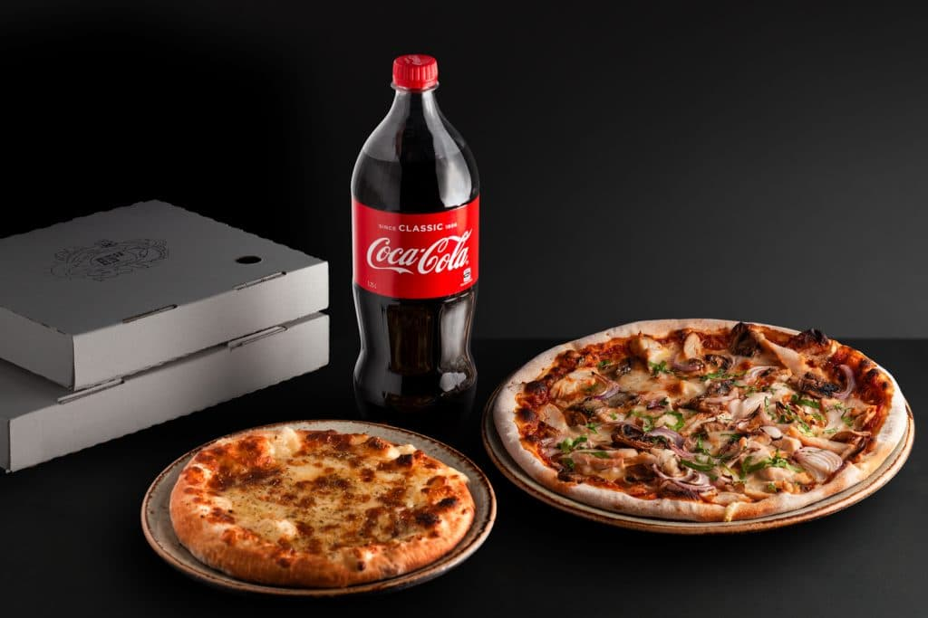 $25 Pizza Meal Deal at 11 Inch Pizza