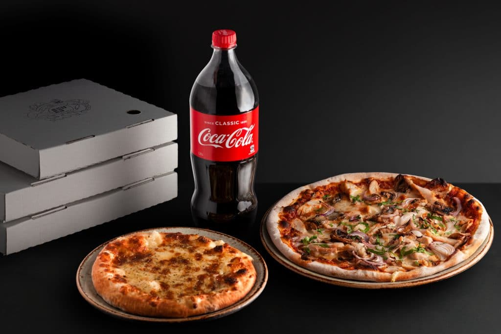 $43 Pizza Meal Deal