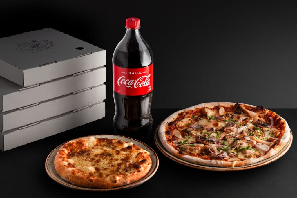 $58 Pizza Meal Deal