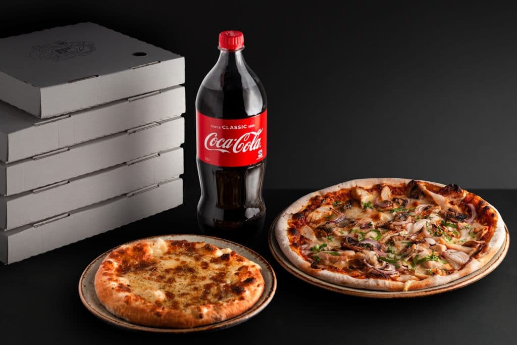 $76 Pizza Meal Deal