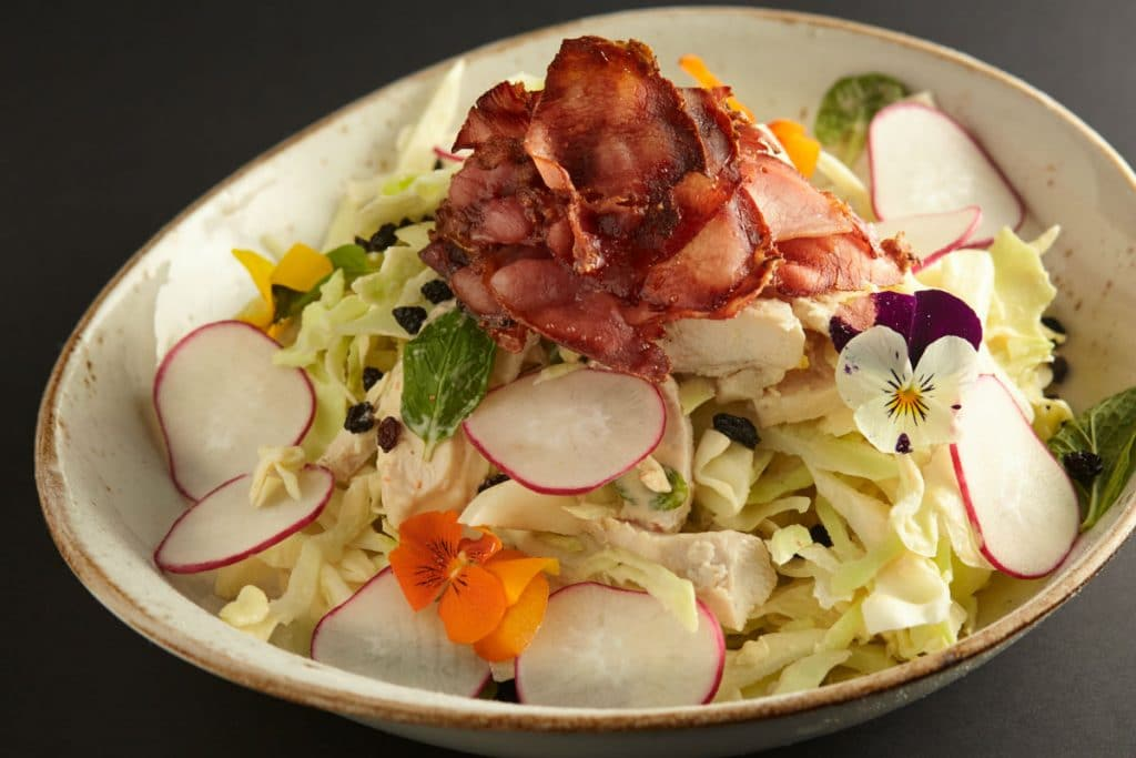 Cabbage Salad at 11 Inch Pizza