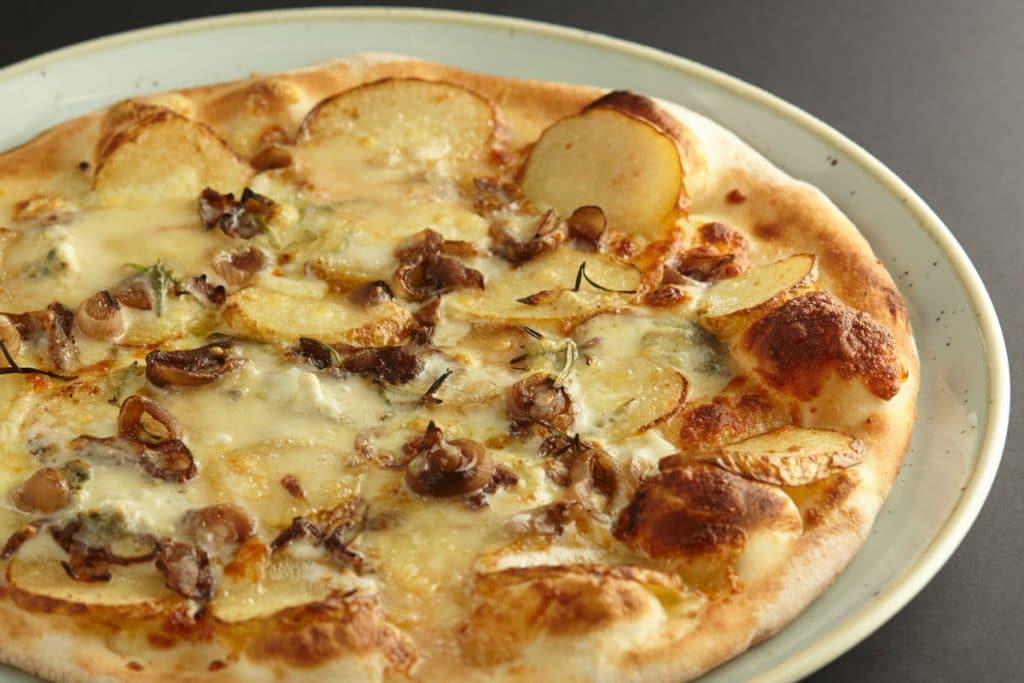 Patata Pizza at 11 inch Pizza
