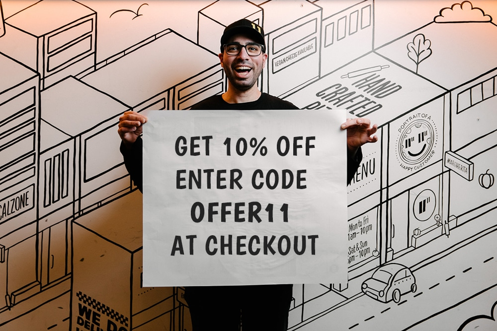 Offer11 10% off code