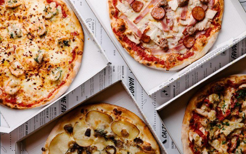 11 Inch Pizza Handmade Pizza