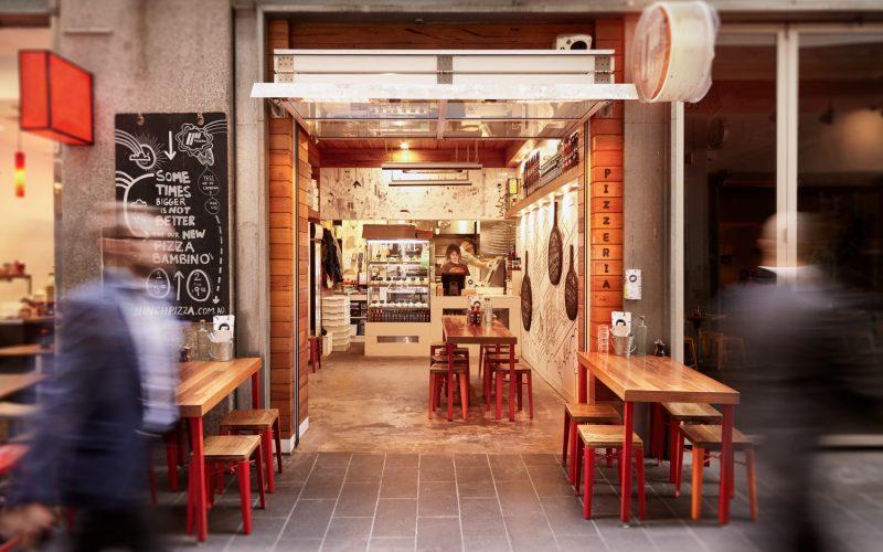 11 Inch Pizza - Pizza Melbourne CBD