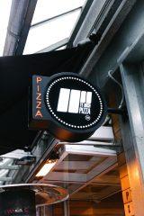 11 Inch Pizza Restaurant Sign Melbourne CBD