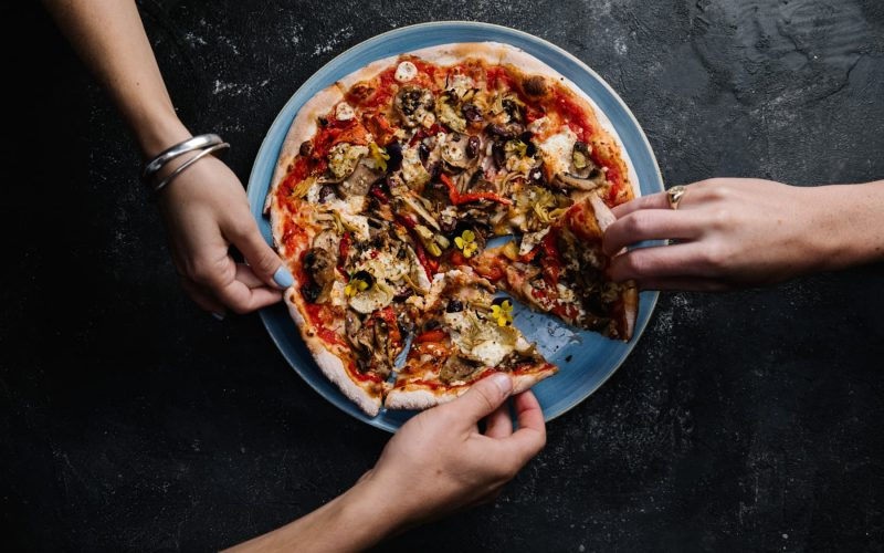 11 Inch Pizza - Vegan Pizza