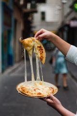 Best Cheese Pizza Handmade Melbourne