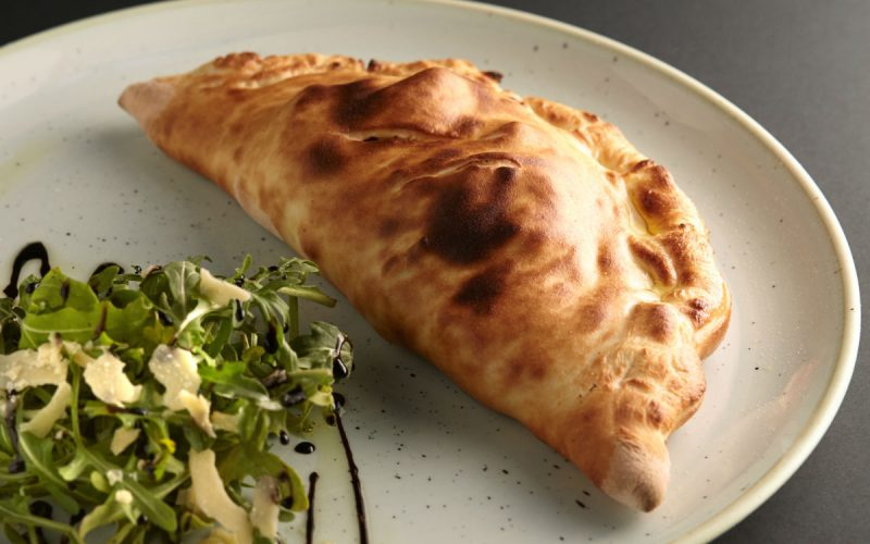 Calzone 1, 2, 3 at 11 Inch Pizza
