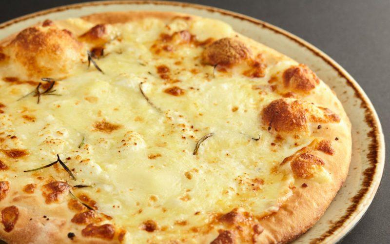 Cheese pizza Focaccia at 11 Inch Pizza