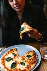 Gourmet Handmade Cheese Pizza