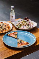 Gourmet Pizza Salads Restaurant