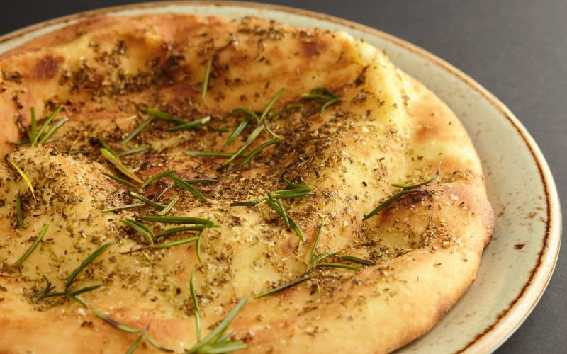 Herb Focaccia at 11 Inch Pizza